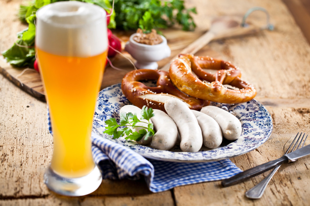 Image result for weisswürste